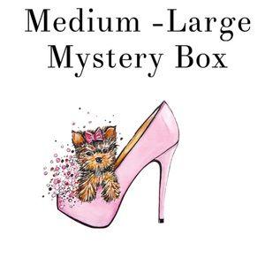 Mystery Box.  Sizes Medium - Large